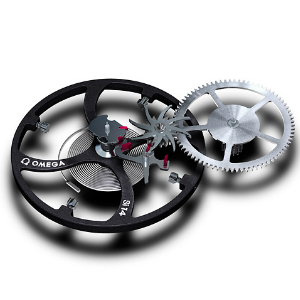 OMEGA Co-Axial Hemmung Kaliber 9300/9301