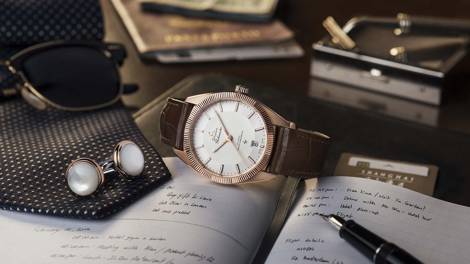 OMEGA - Globemaster Master Chronometer