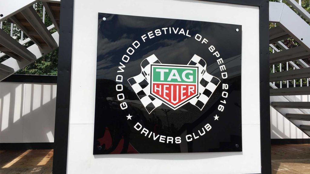 TAG Heuer Goodwood