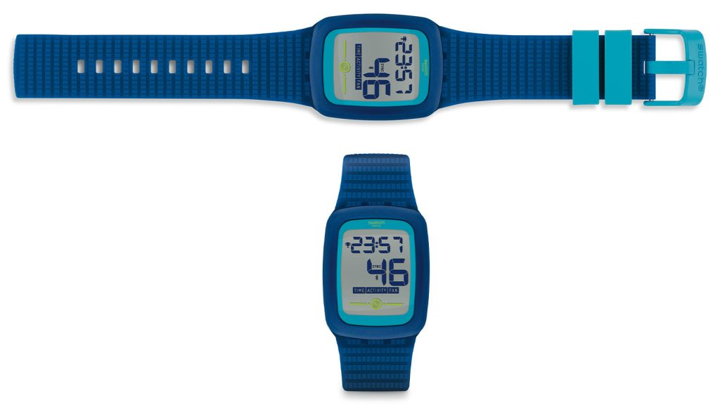 SWATCH Touch Zero Two