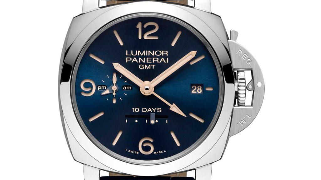 Officine Panerai Luminor 1950 10 days GMT Automatic