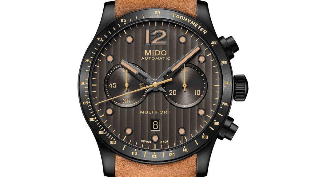 Mido Multifort Chronograph Adventure