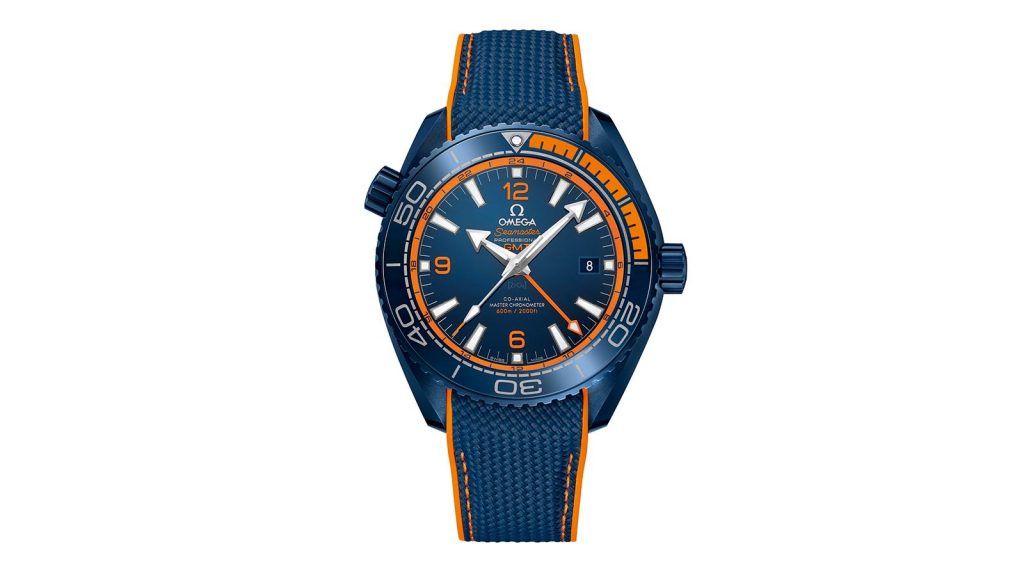 OMEGA Seamaster Planet Ocean Big Blue