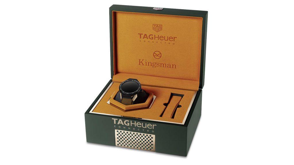TAG Heuer Connected Modular 45 Kingsman Edition
