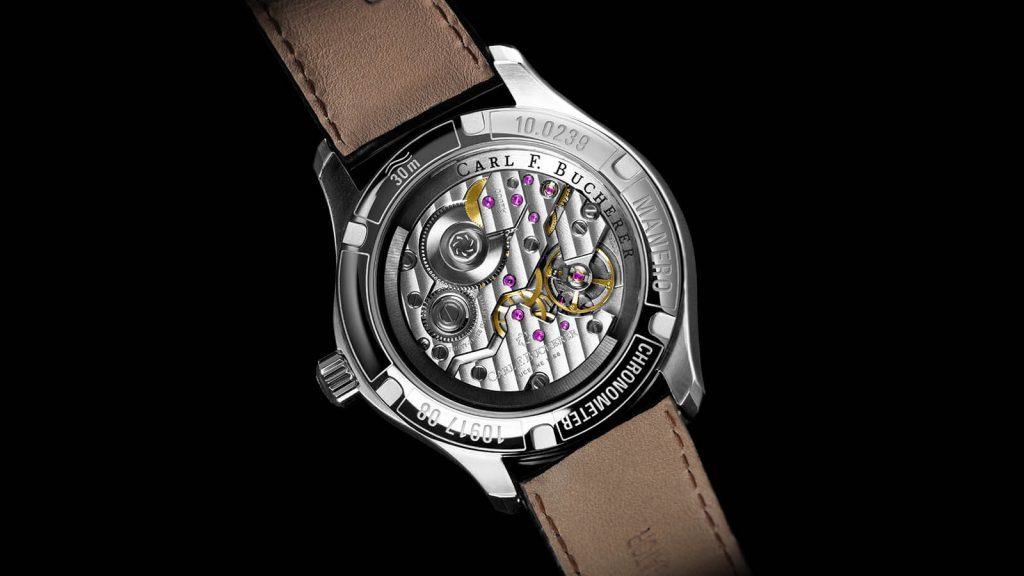 CARL F BUCHERER Manero Peripheral