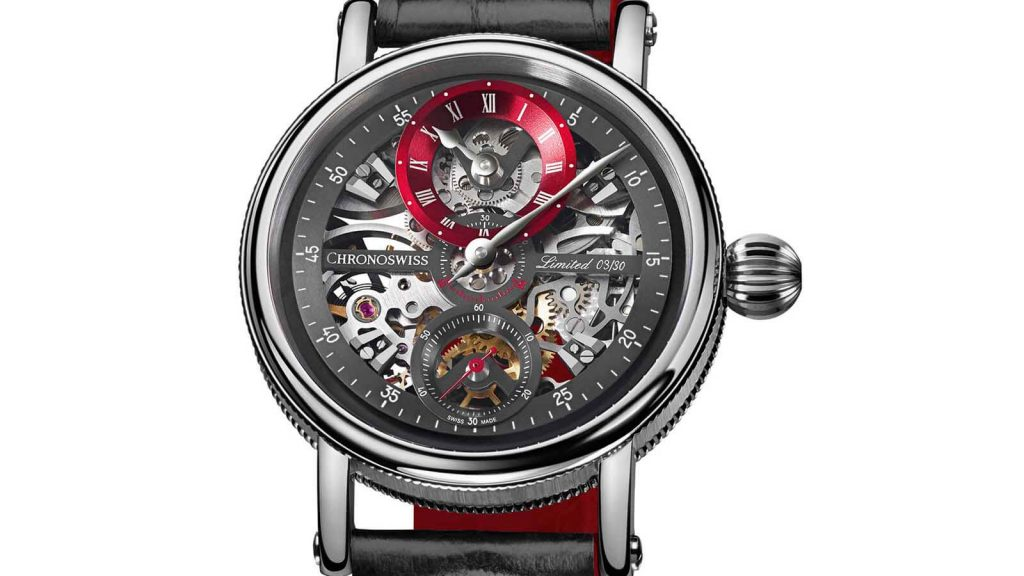 CHRONOSWISS Flying Grand Regulator Skeleton