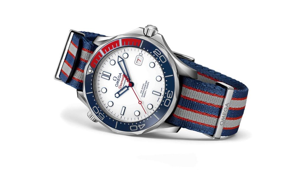 OMEGA Seamaster Diver 300M Commander ´s Watch Limited Edition