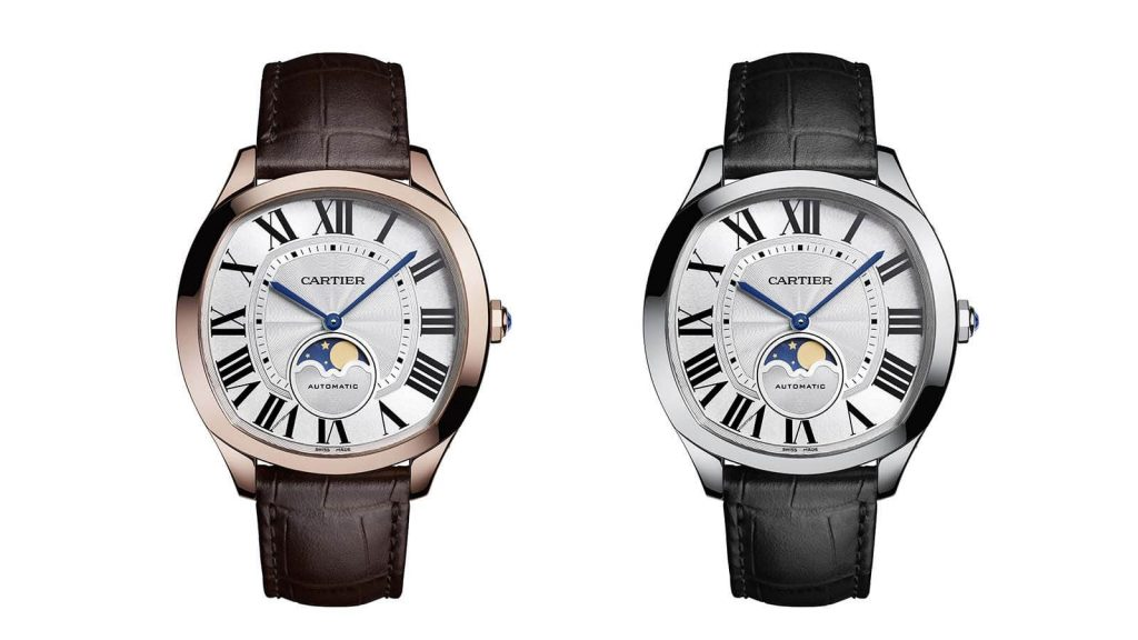 DRIVE DE CARTIER Moon Phase