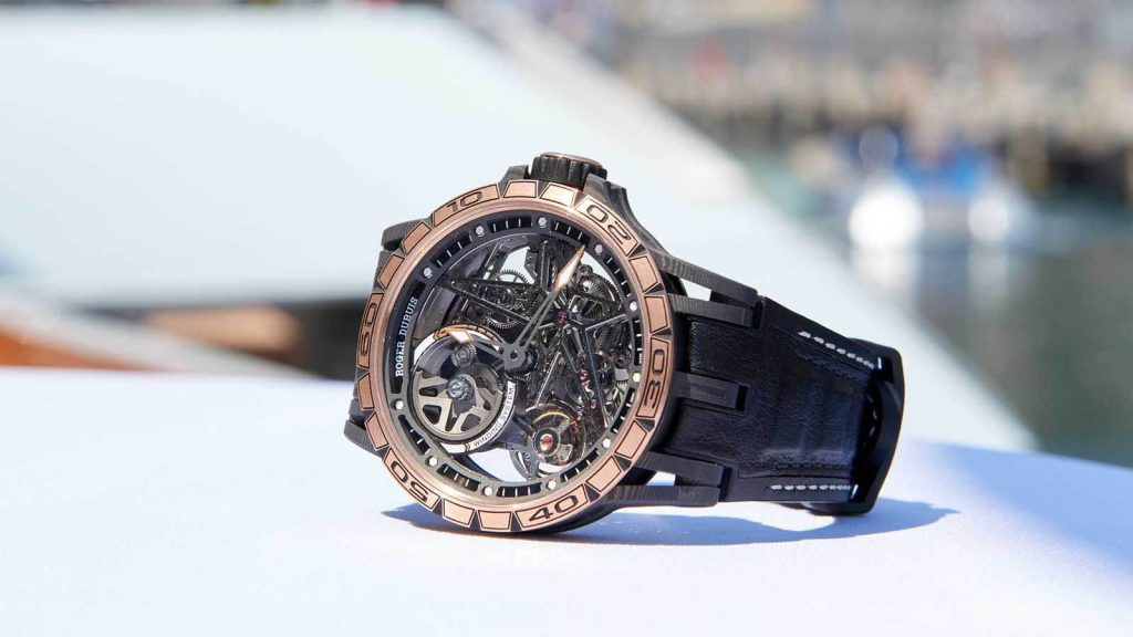 ROGER DUBUIS Excalibur Spider