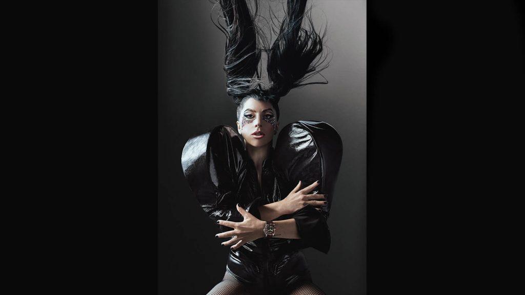 TUDOR Black Bay 41 Lady Gaga