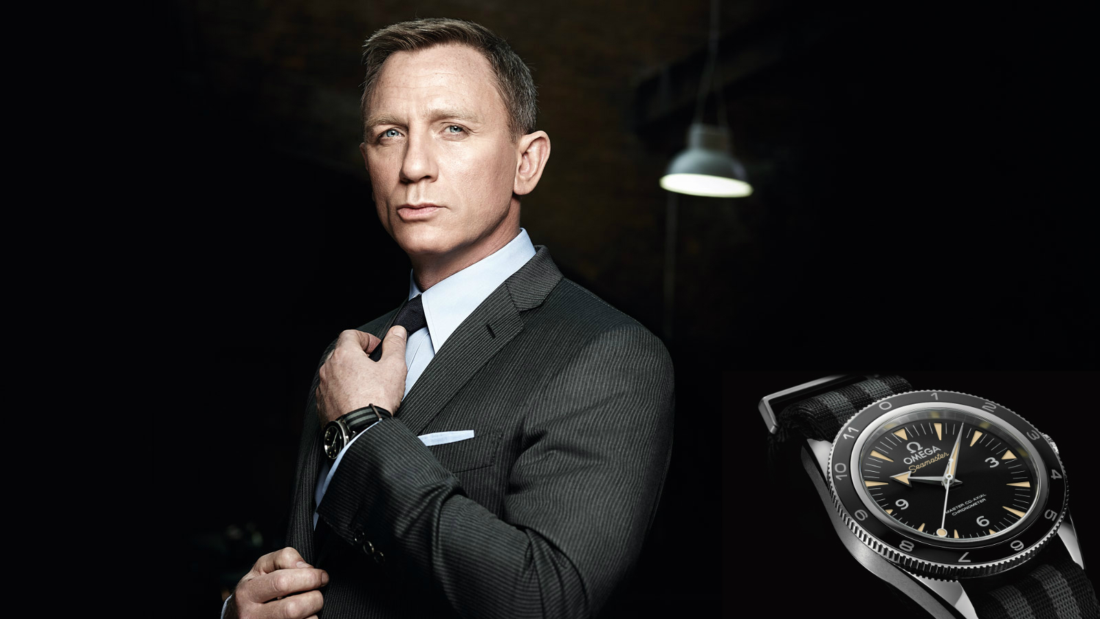 """OMEGA Seamaster 300 """"SPECTRE"""" Limited Edition"""