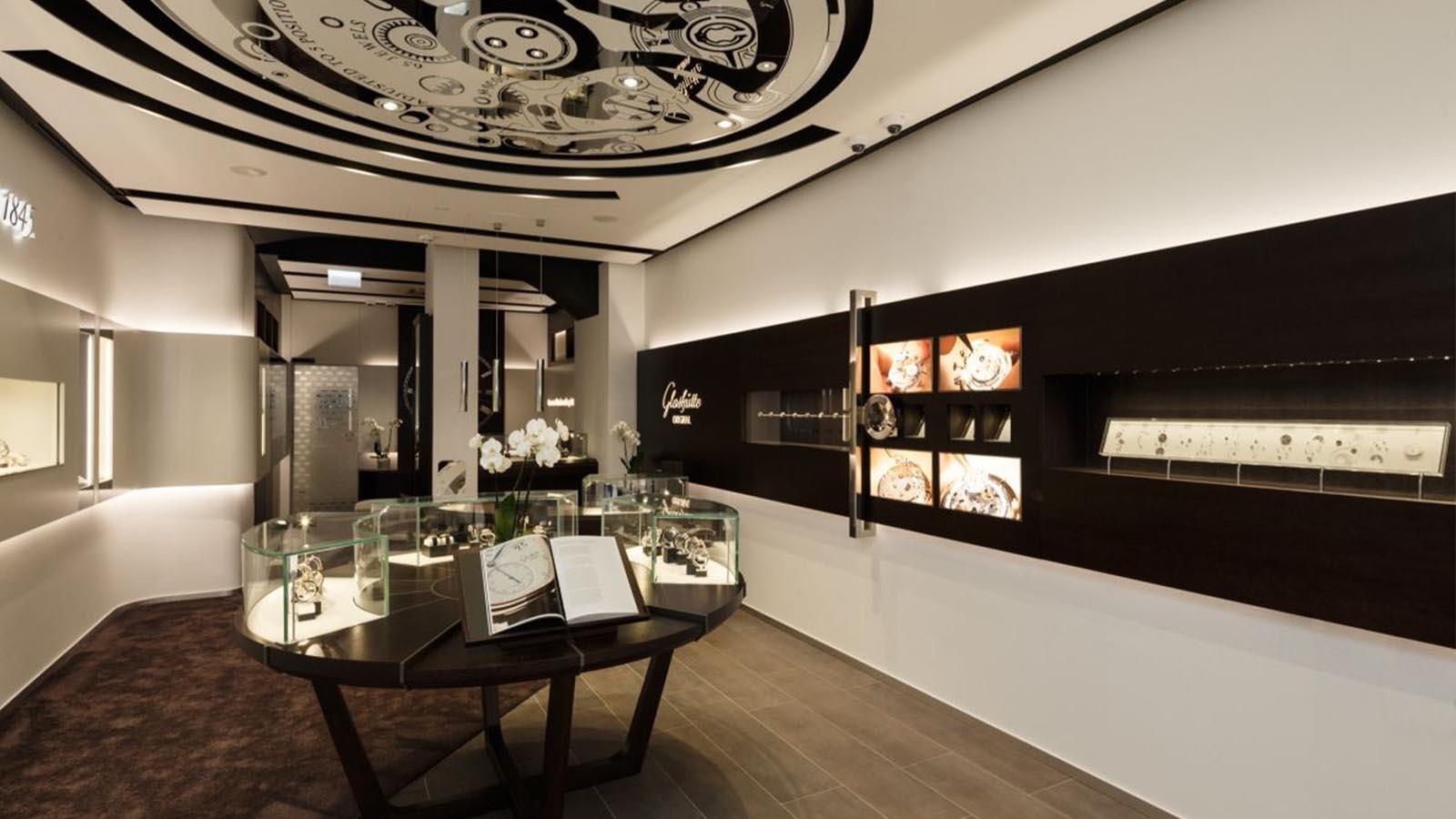 Glashütte Original Boutique Wien