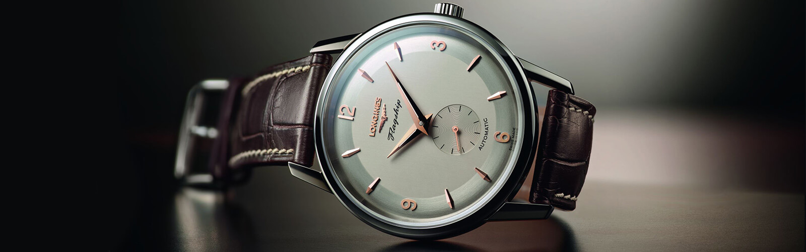 LONGINES Flaghsip Heritage 60th Anniversary
