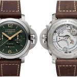 OFFICINE PANERAI Luminor Radiomir Green Dial