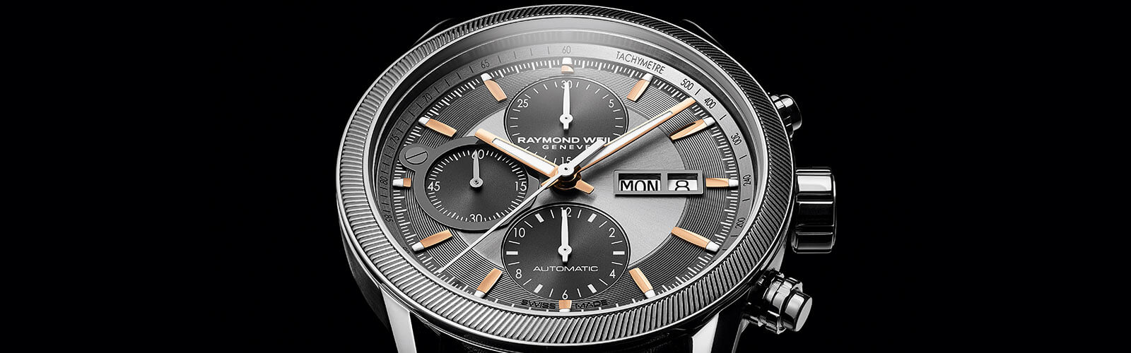 RAYMOND WEIL Freelancer Steel