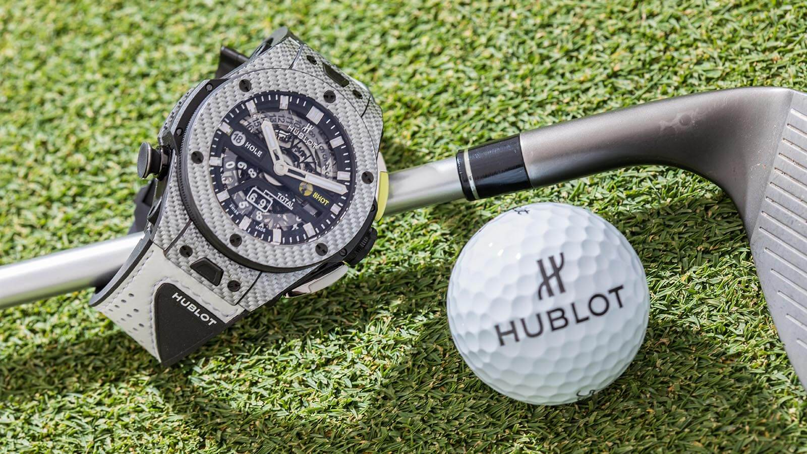 HUBLOT Big Bong Unico Golf