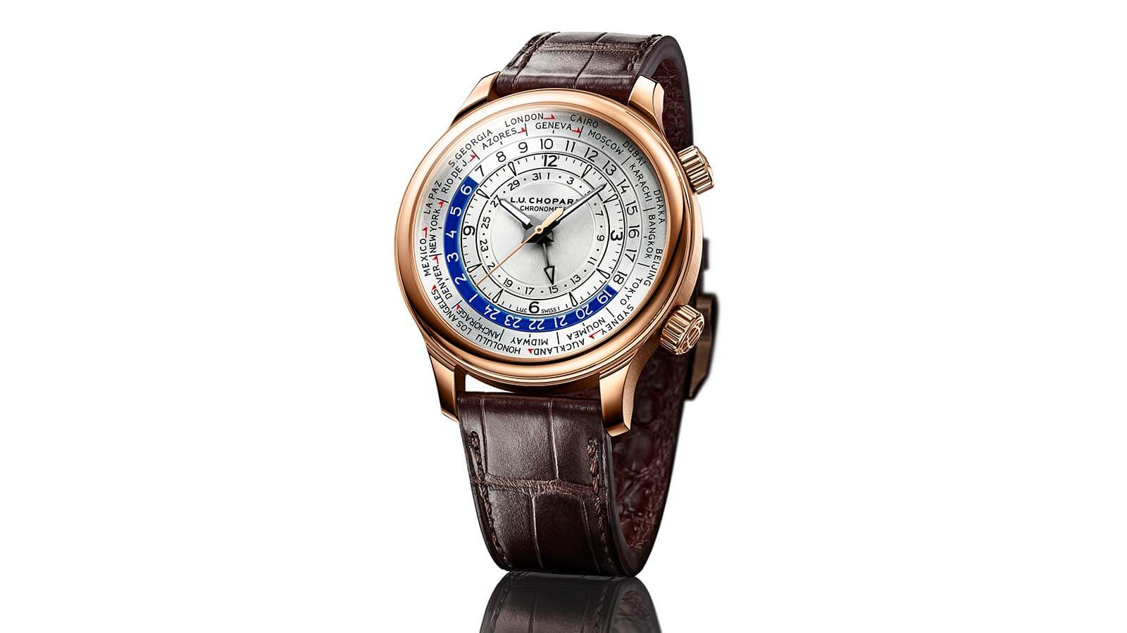 CHOPARD L.U.C Time Traveller One