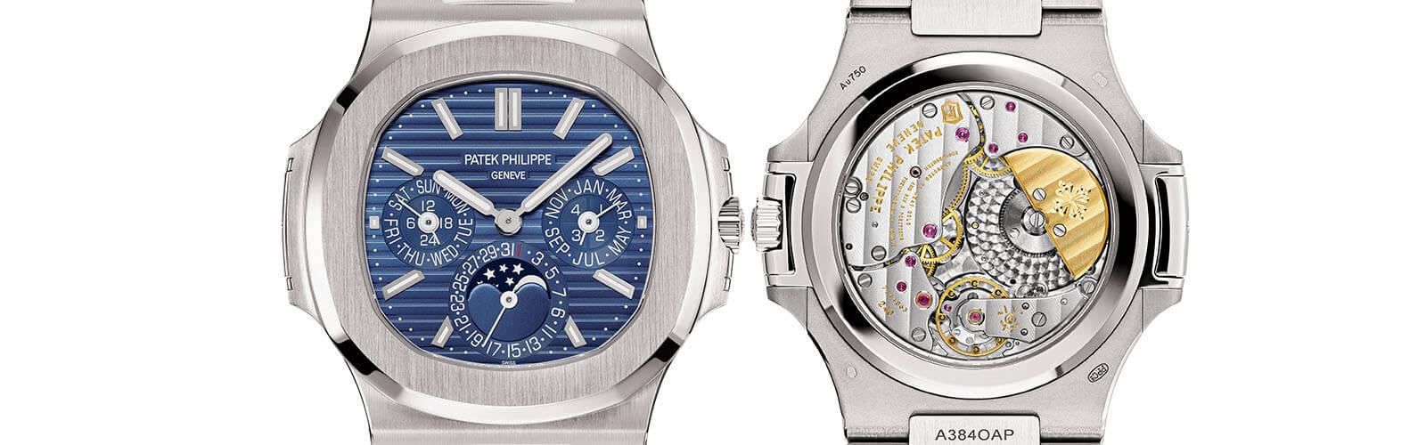 Patek Philippe Nautilus Ref 5740
