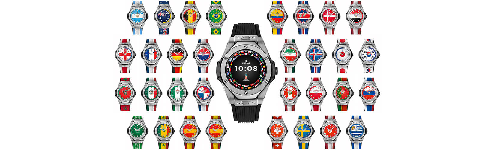 HUBLOT Big Bang Referee 2018 FIFA World Cup Russia