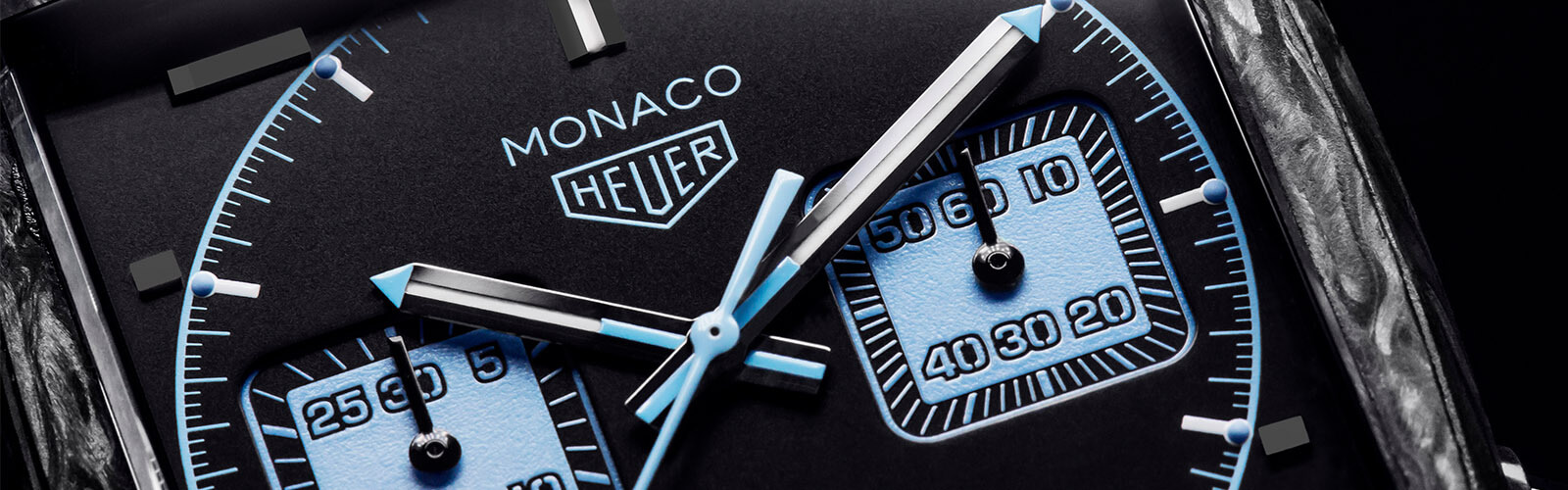 TAG HEUER Monaco Calibre 11 Bamford