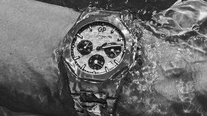 GIRARD PERREGAUX Laureato Chronograph_3