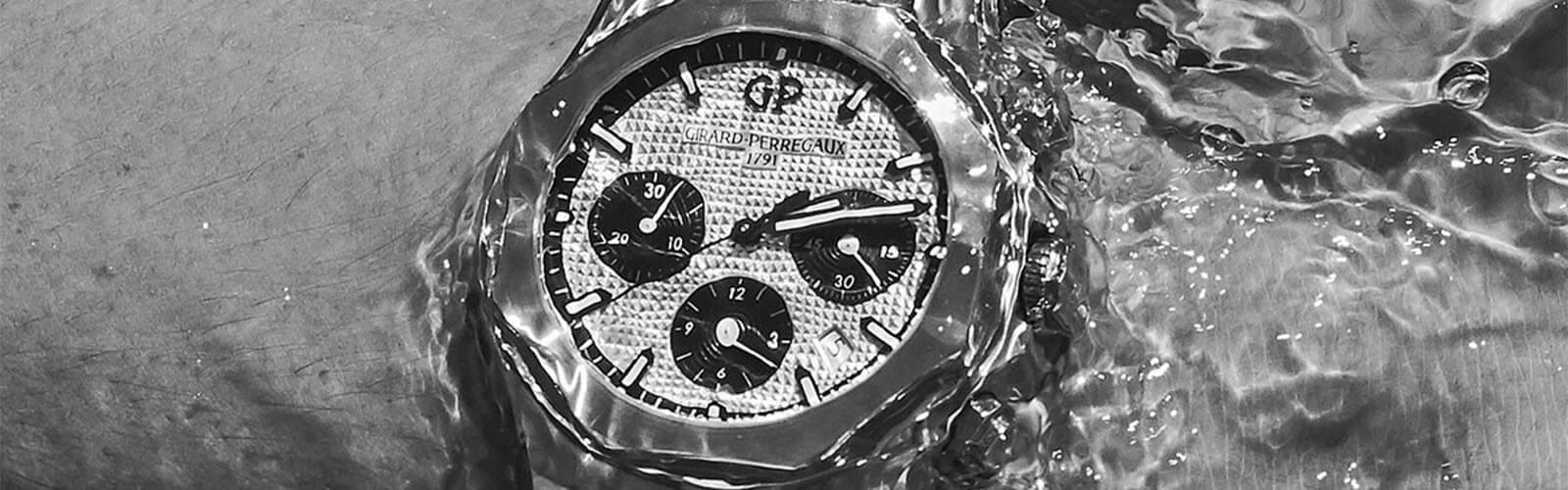 GIRARD PERREGAUX Laureato Chronograph_COVER1