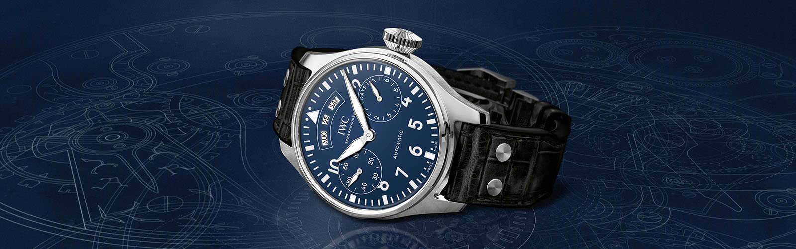 IWC SCHAFFHAUSEN Big Pilot's Watch Edition 150 Years_COVER3