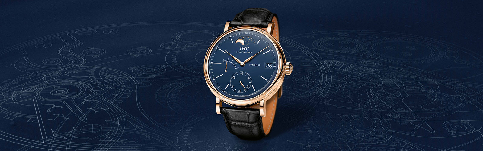 IWC SCHAFFHAUSEN Portofino Edition 150 YEARS_COVER1.1