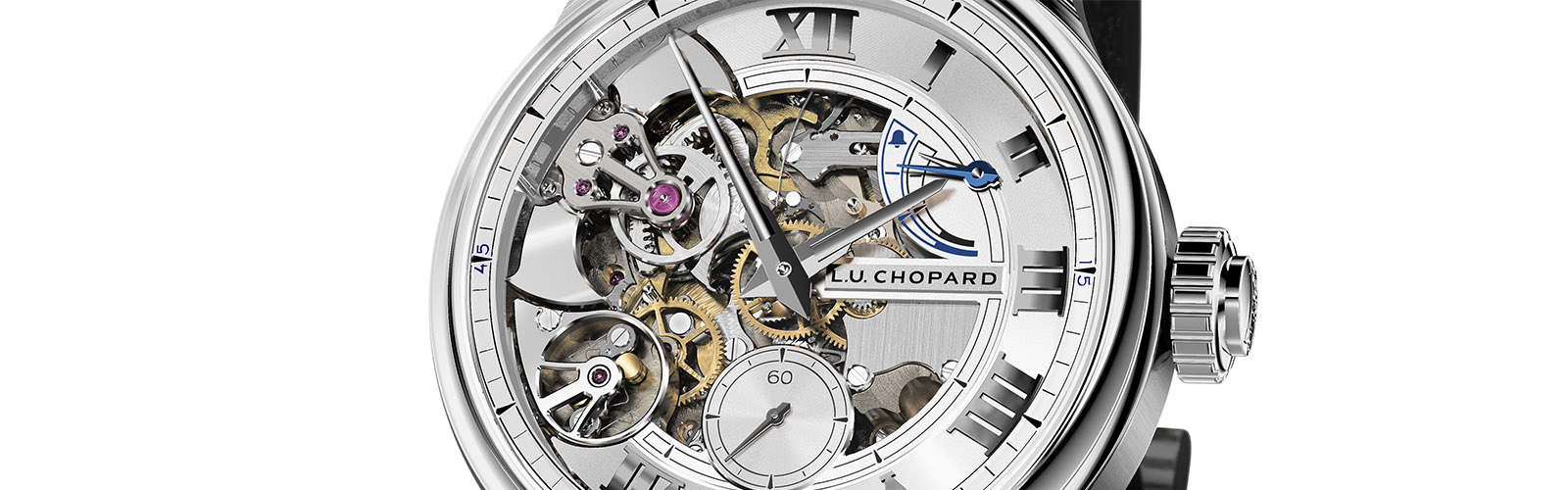 CHOPARD L.U.C Full Strike_COVER1
