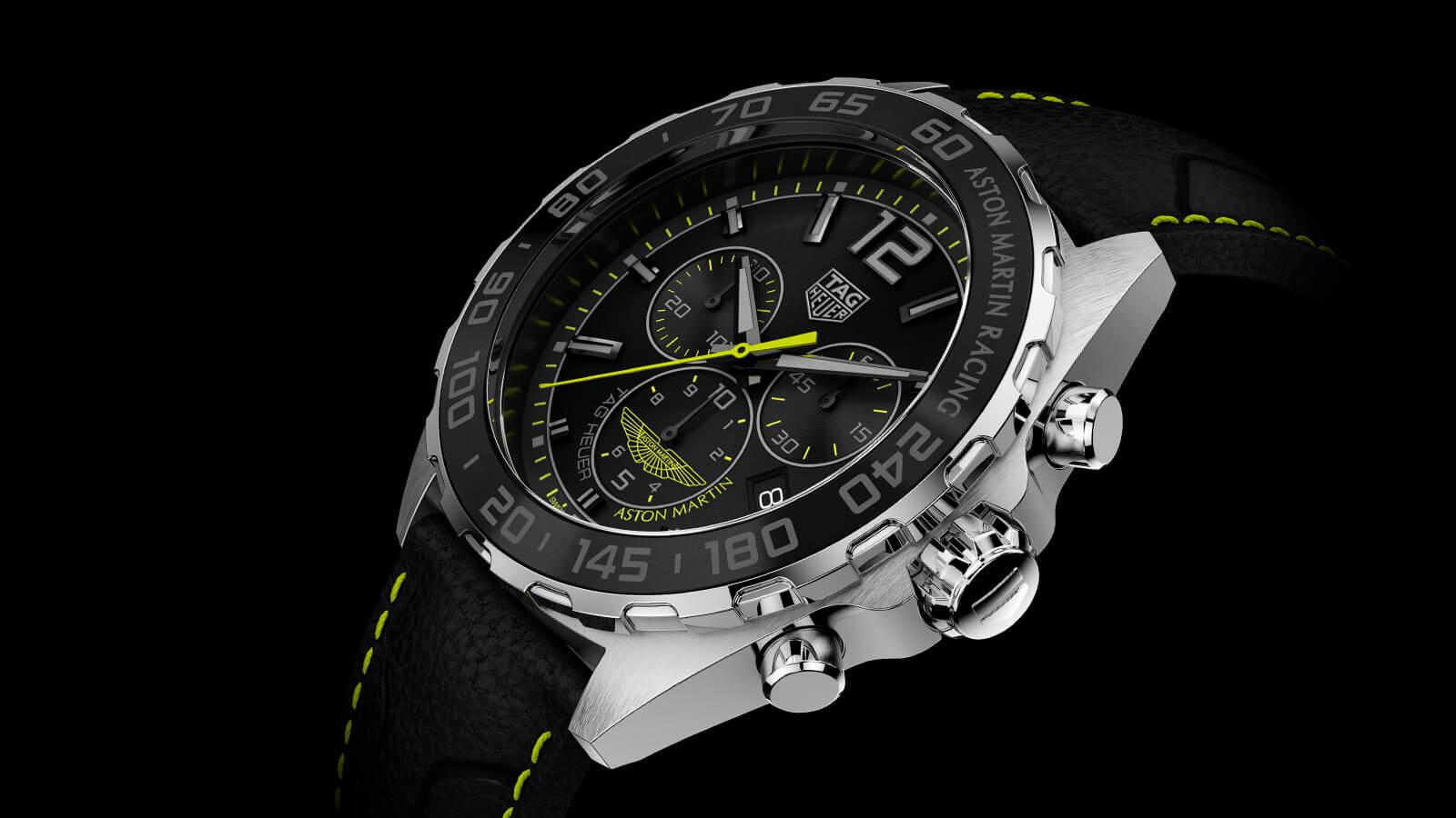 TAG HEUER Formula 1 Special Edition Aston Martin Racing_2