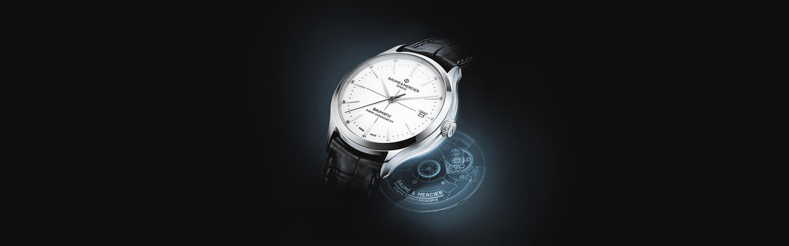 BAUME & MERCIER Clifton Baumatic_COVER1