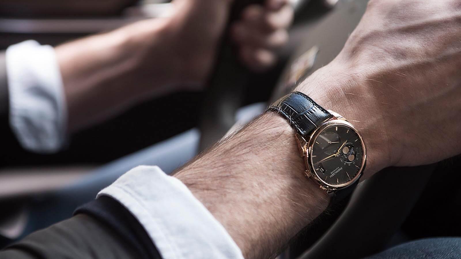 Herren Armbanduhr von Parmigiani Fleurier