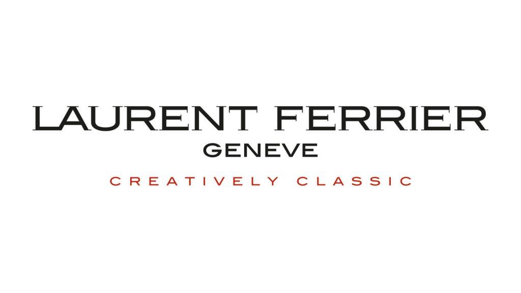 Logo der Genfer Nobelmarke Laurent Ferrier