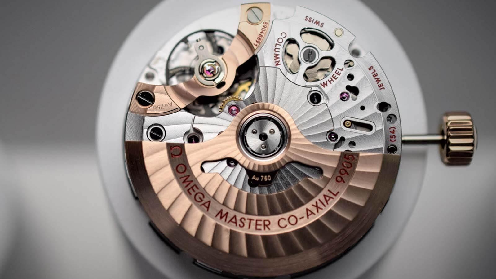 Master Chronometer Kaliber 9900 von OMEGA