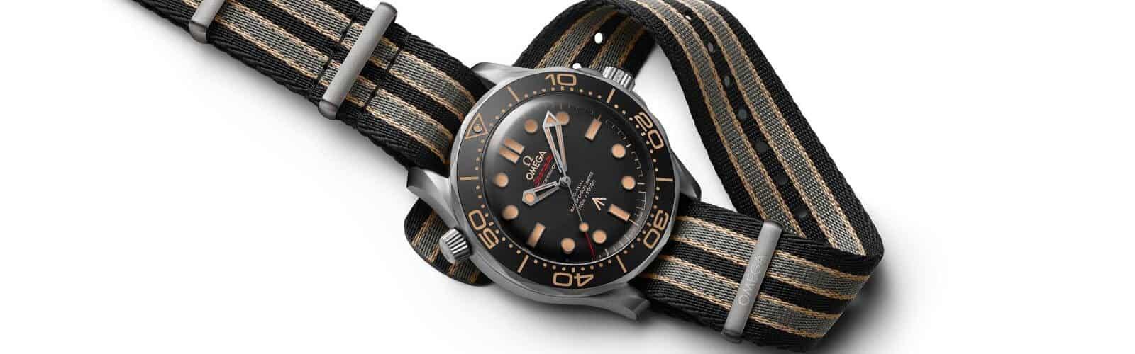 Header 3 OMEGA Seamaster Diver 300M 007 Edition