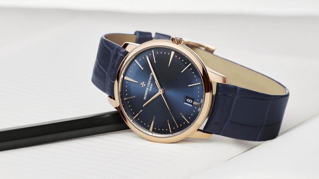 Vacheron Constantin Patrimony Aautomatik Armband