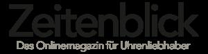 Zeitenblick: Das Uhren-Magazin