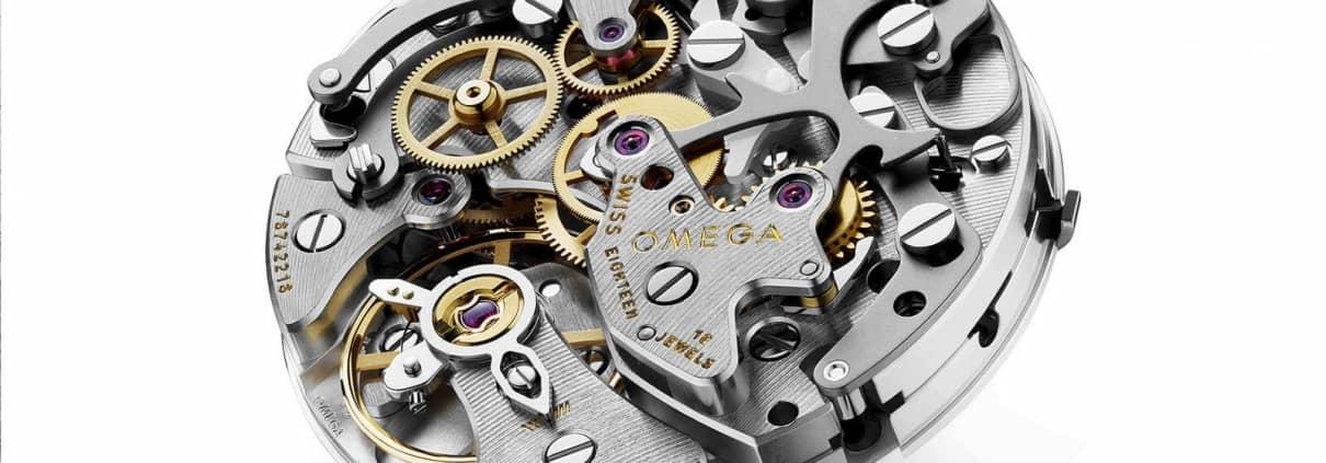 Kaliber 1861 in der OMEGA Speedmaster Moonwatch Professional