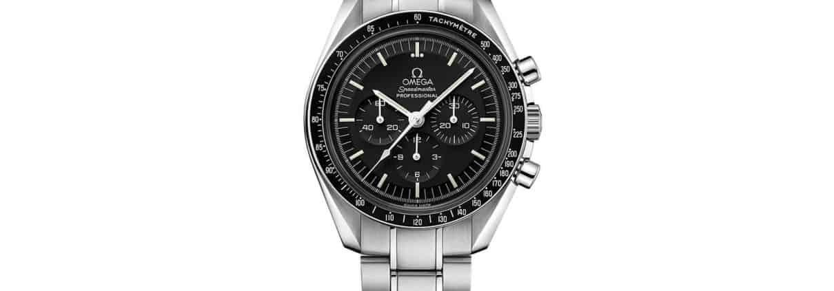 OMEGA Speedmaster Moonwatch Professional mit Hesalitglas RFZ. 311.30.42.30.01.005