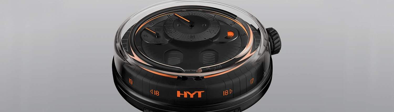 H0 von HYT Anzeige der Zeit mittles Fluid-Modul Header 3