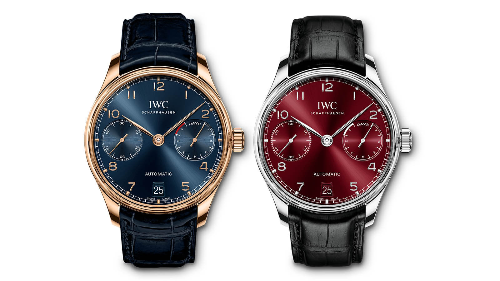IWC SCHAFFHAUSEN Portugieser Automatic 2020 Boutique Edition