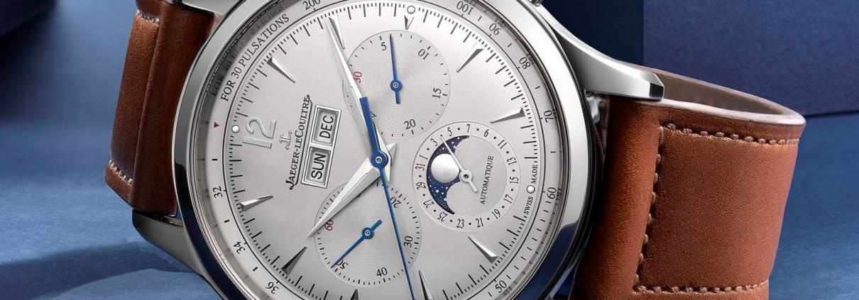JAEGER-LECOULTRE_Master Control_Chronograph_Calendar_Detailansicht Zifferblatt