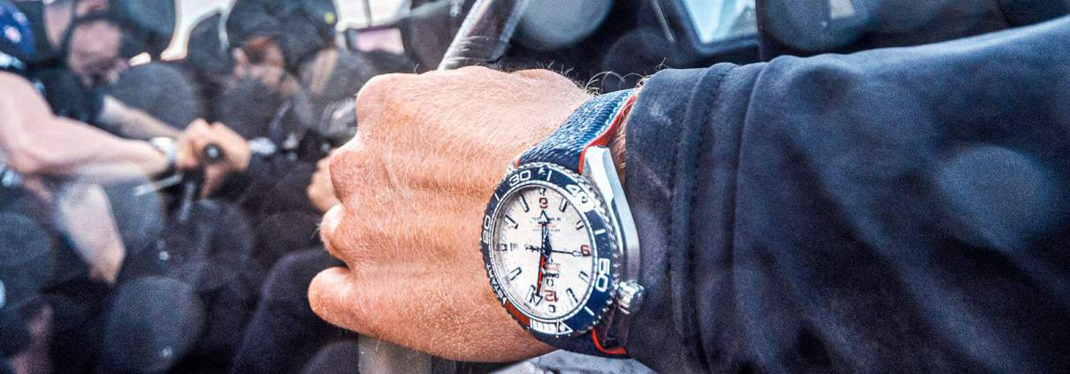 OMEGA Seamaster Planet Ocean 36th America´s Cup