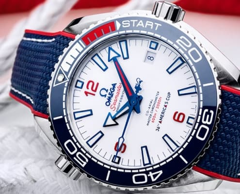 OMEGA Seamaster Planet Ocean 36th-America´s-Cup Limited Edition Header2