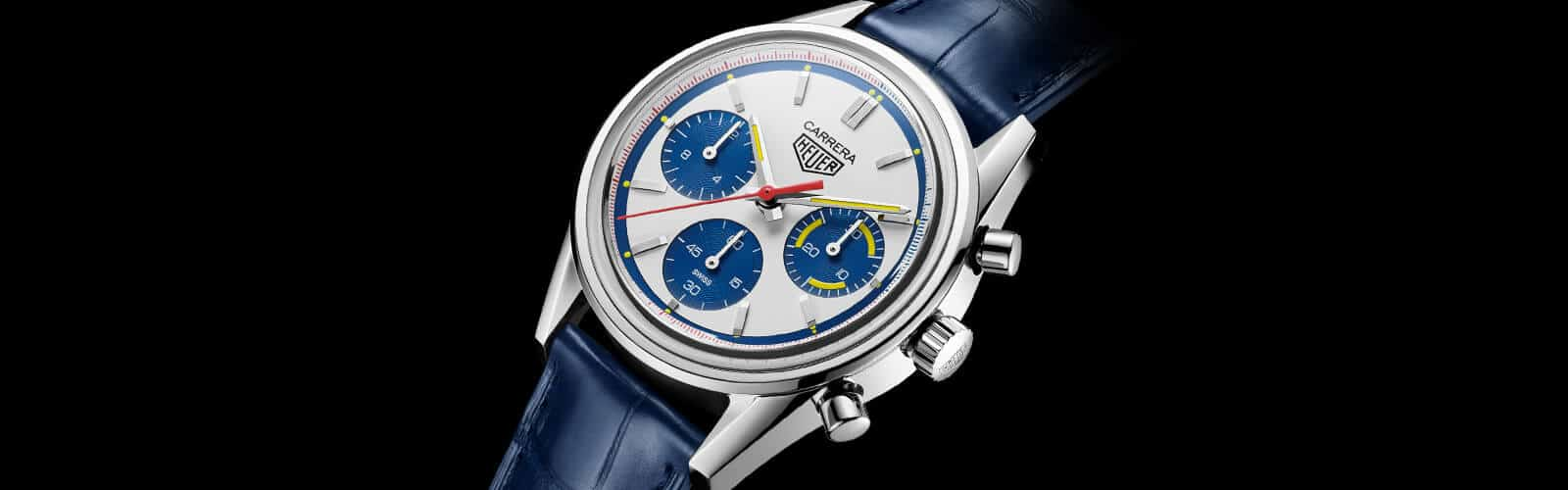 TAG Heuer CARRERA, Calibre Heuer 02, Automatik – 160 Years Montreal Limited Edition, Header4