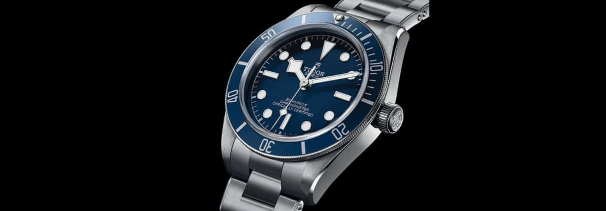 TUDOR Black Bay 58 Navy Blue Header2