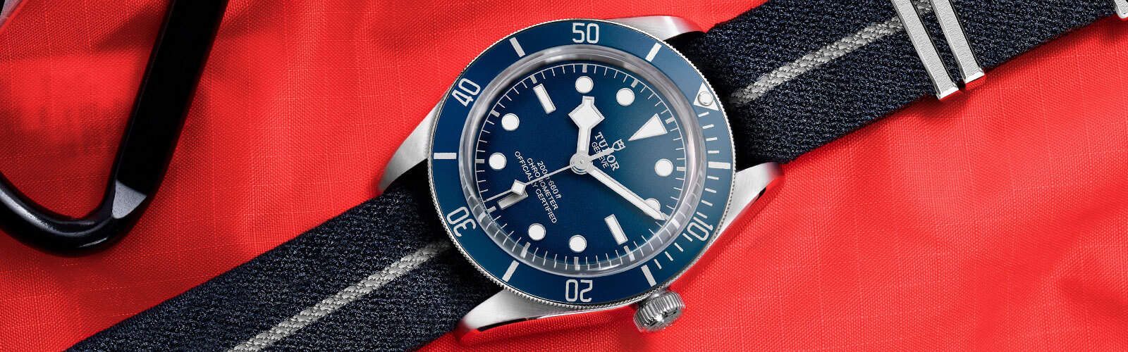 TUDOR Black Bay 58 Navy Blue Header3