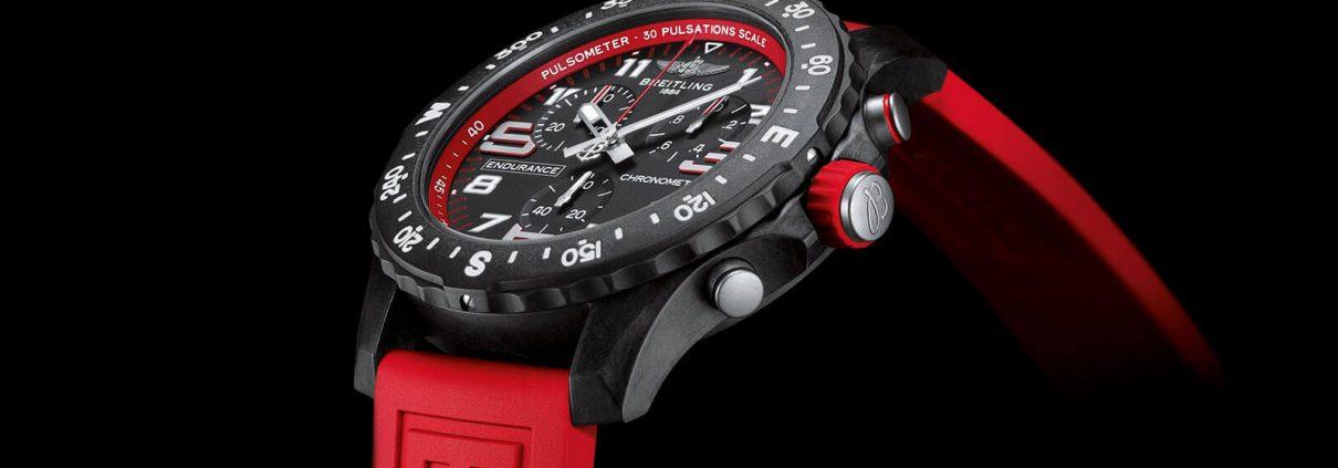 Endurance Pro von Breitling, sportliche Uhr mit Quarzwerk
