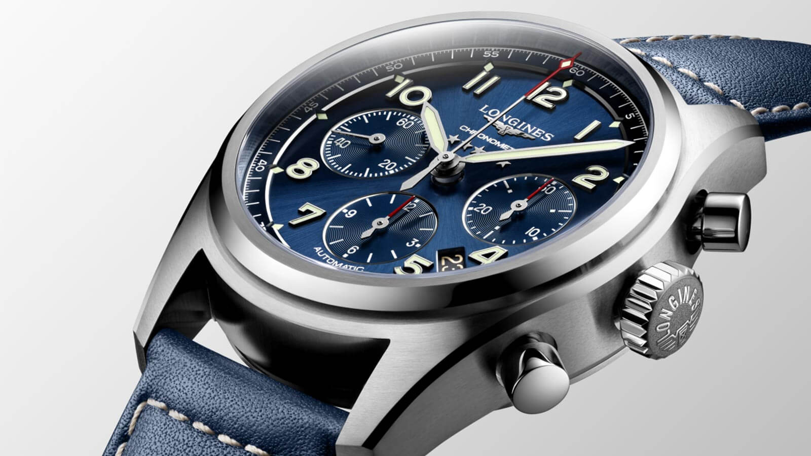 Longines Spirit Chronograph mit Chronometer-Zertifizierung