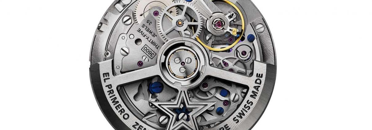 Neues El Primero Kaliber 3600 in der Chronomaster Sport von ZENITH
